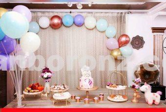 ست شیرینی خوری، استند، گلدان، قفس دو طبقه